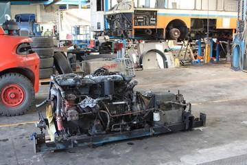 Rénovation d'un Van Hool AG280 de la Société Nationale des Chemins de Fer Vicinaux (5748) 2014_022