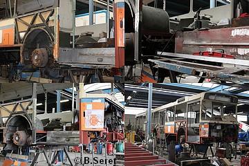 Rénovation d'un Van Hool AG280 de la Société Nationale des Chemins de Fer Vicinaux (5748) 2014_024