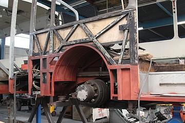 Rénovation d'un Van Hool AG280 de la Société Nationale des Chemins de Fer Vicinaux (5748) 2014_026