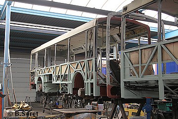 Rénovation d'un Van Hool AG280 de la Société Nationale des Chemins de Fer Vicinaux (5748) 2014_027