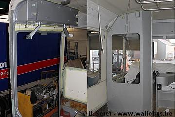 Rénovation d'un Van Hool AG280 de la Société Nationale des Chemins de Fer Vicinaux (5748) 2014_111