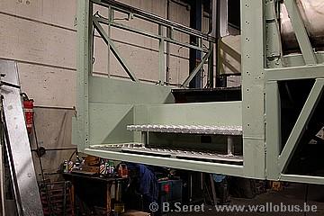 Rénovation d'un Van Hool AG280 de la Société Nationale des Chemins de Fer Vicinaux (5748) 2014_114