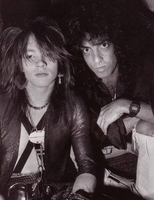 Axl and Paul Stanley 1uytqf10