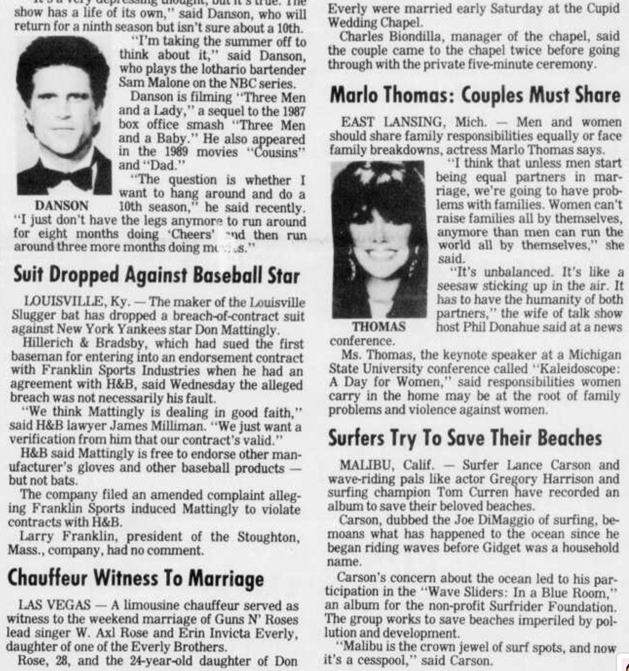 1990.05.03 - Aiken Standard - Chauffeur Witness to Marriage (Axl) Aiken_10