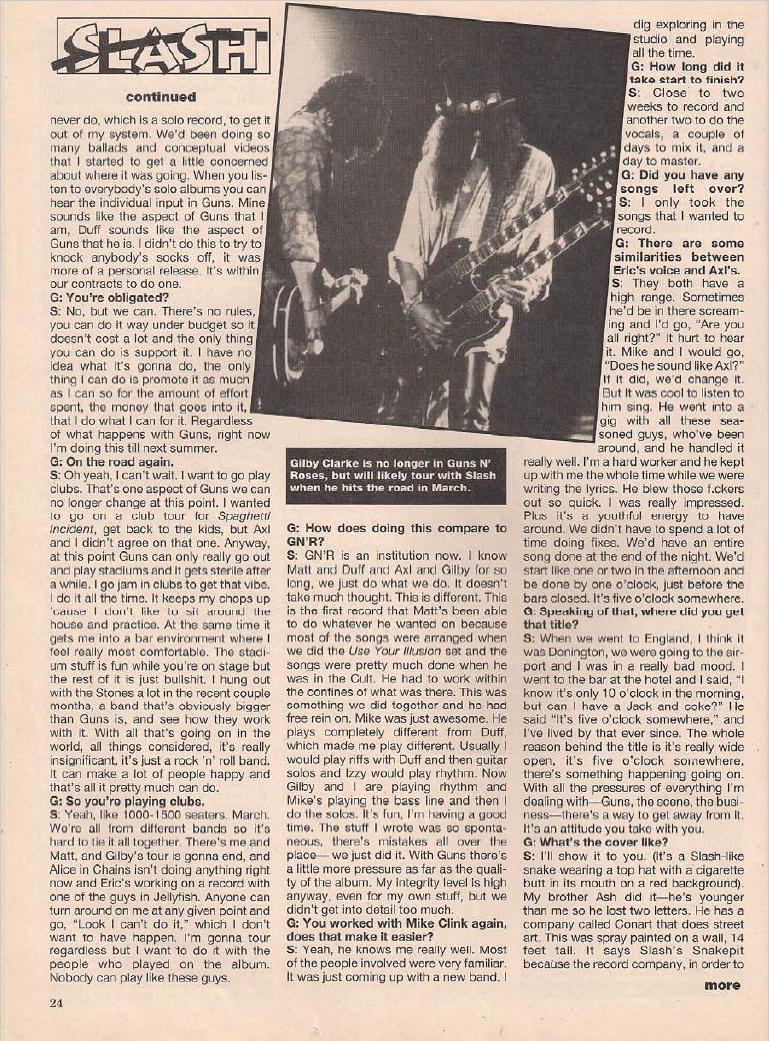 1995.04.DD - Metal Edge - Welcome to the Snakepit (Slash) Bilde210