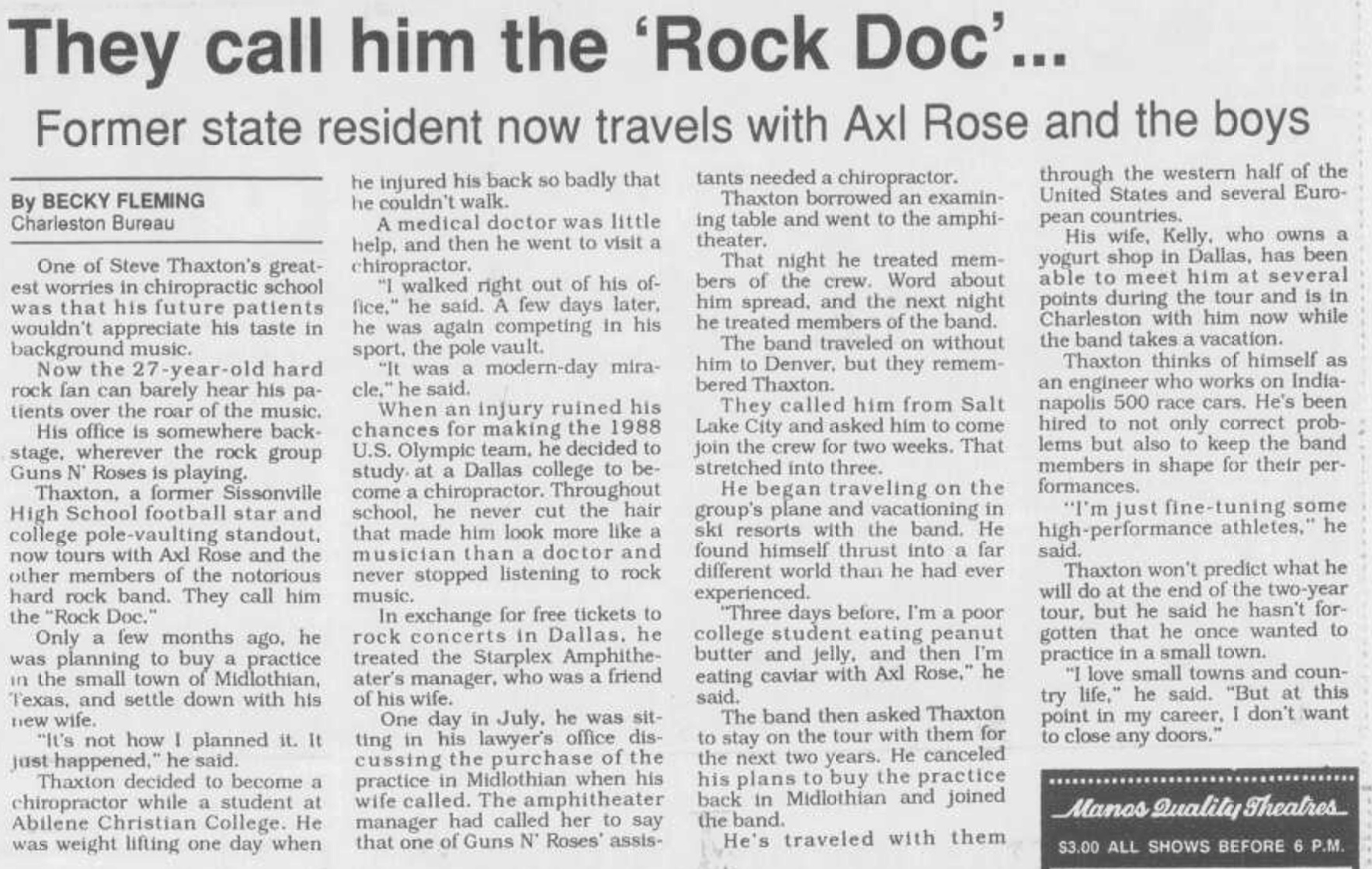 1991.10.10 - Anaheim Bulletin - Rock's Doc Bluefi10
