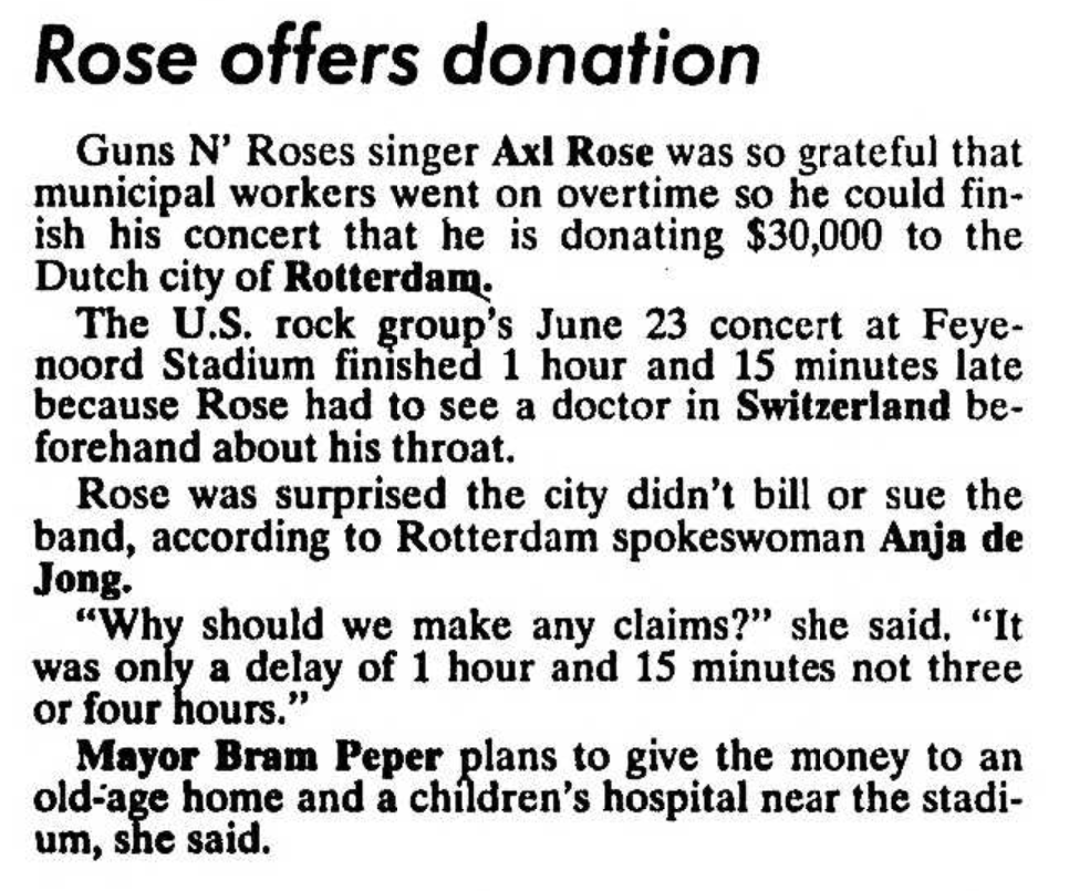 1992.07.10 - European Stars and Stripes - Rose Offers Donation Europe10