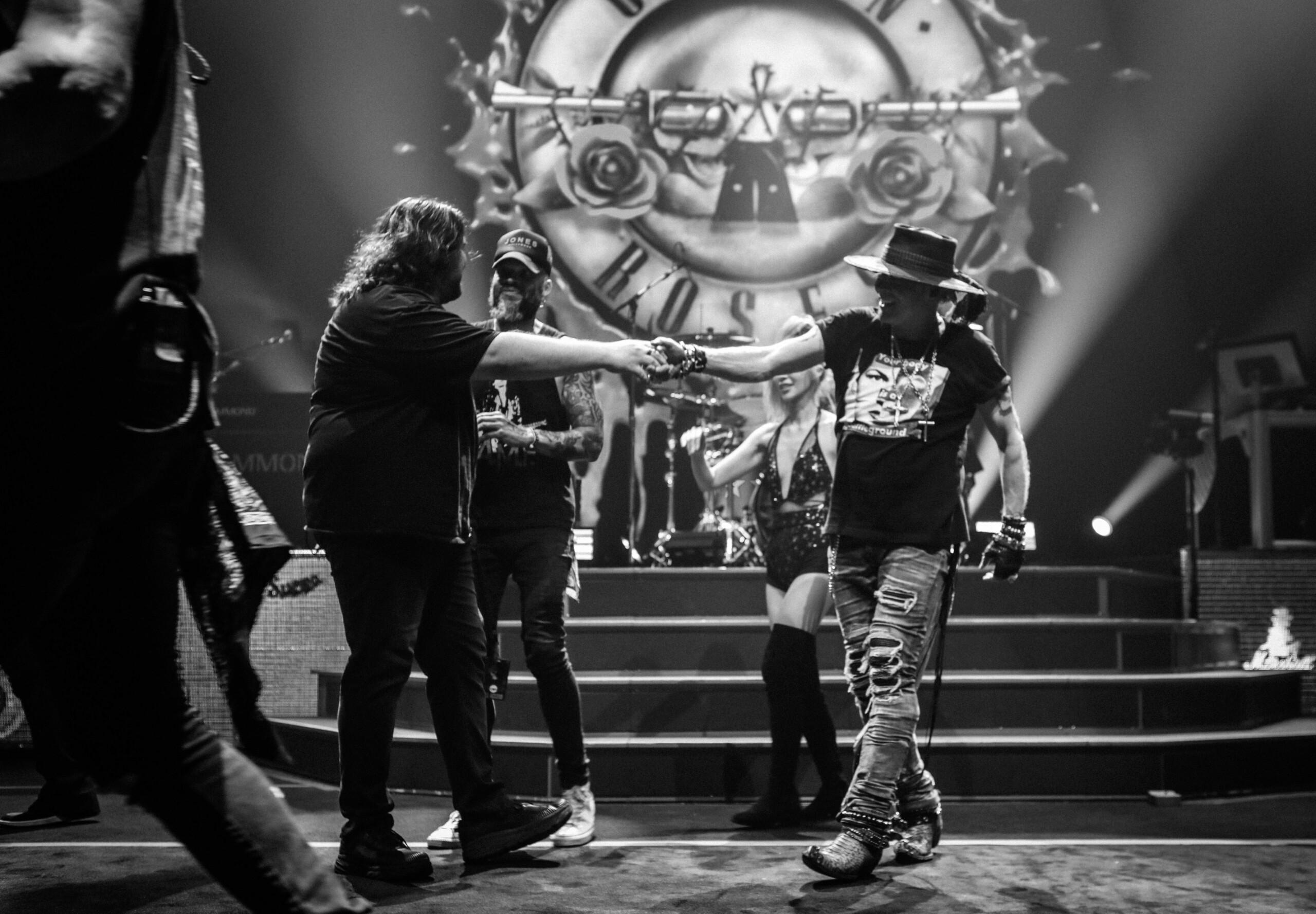 2021.10.03 - Hard Rock Live Arena, Hollywood, FL, USA. Fbrwqk11