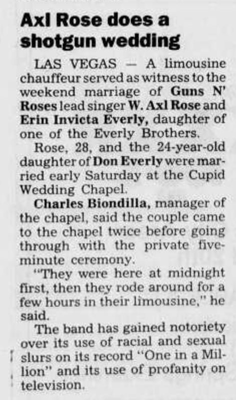 1990.05.03 - Aiken Standard - Chauffeur Witness to Marriage (Axl) Indepe10
