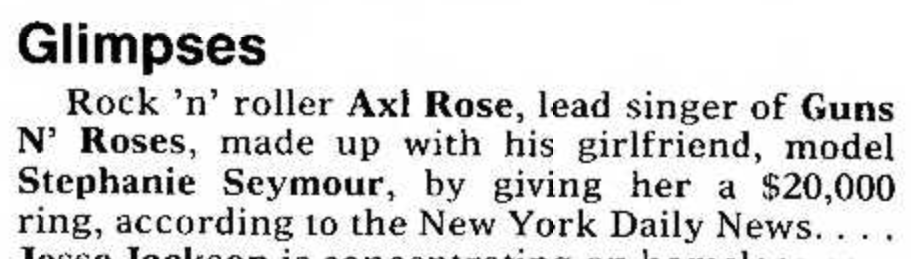 1991.12.21 - Orlando Sentinel - How To Win Her Back: Guns, Roses N' Diamonds (Axl) Pacifi13