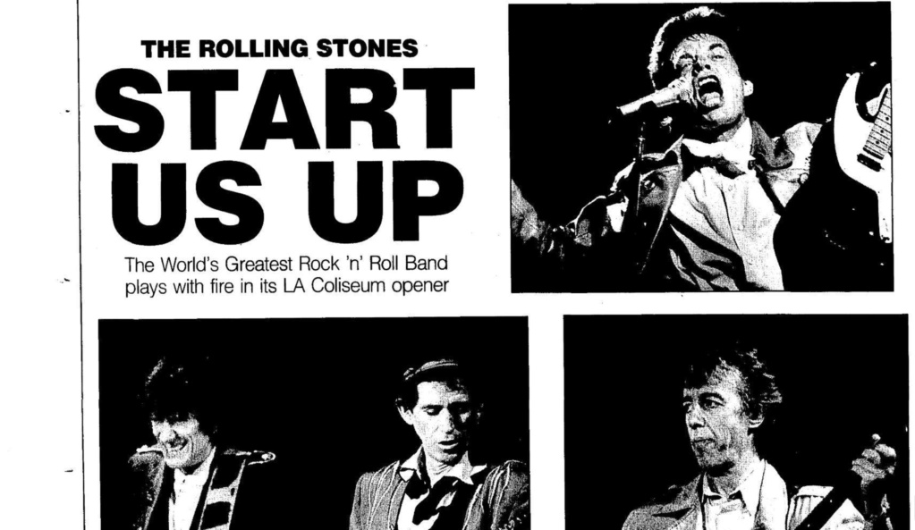 1989.10.18 - Los Angeles Coliseum, Los Angeles, USA Santa_19