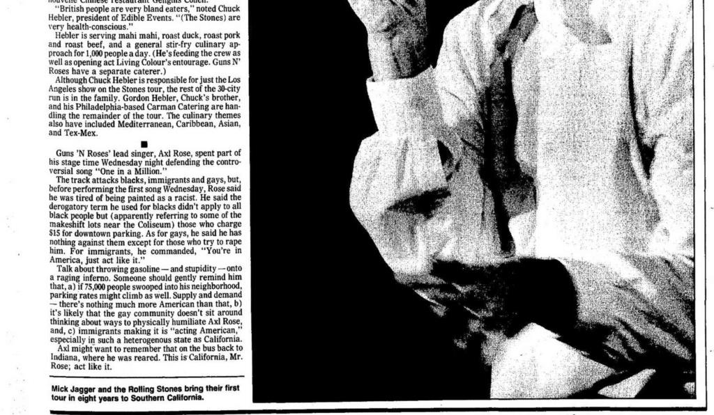 1989.10.18 - Los Angeles Coliseum, Los Angeles, USA Santa_22