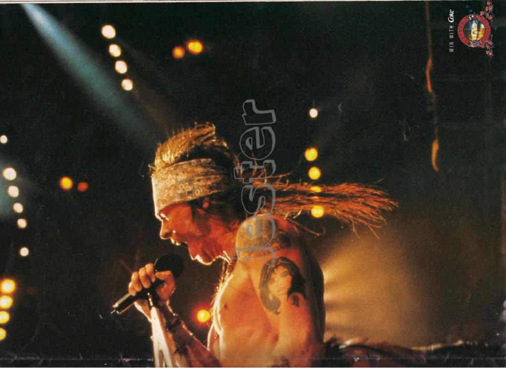 1993.01.DD - Guns N' Roses Australian Tour Special Uten_n18