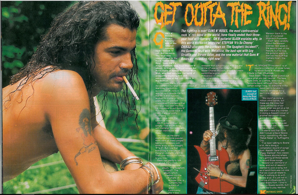 1994.01.08 - Kerrang! - Get Outta The Ring! (Slash) Uten_n22