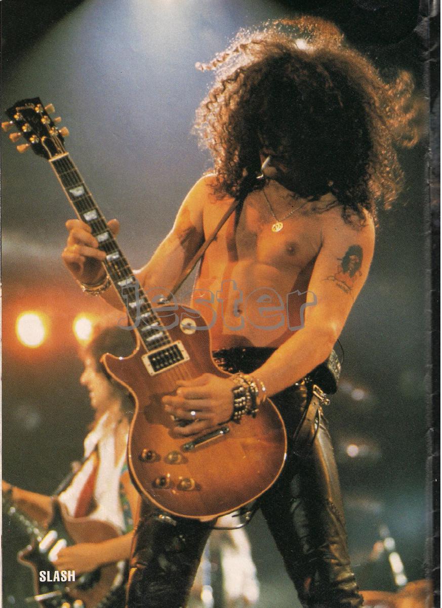 1993.01.DD - Guns N' Roses Australian Tour Special Uten_n24