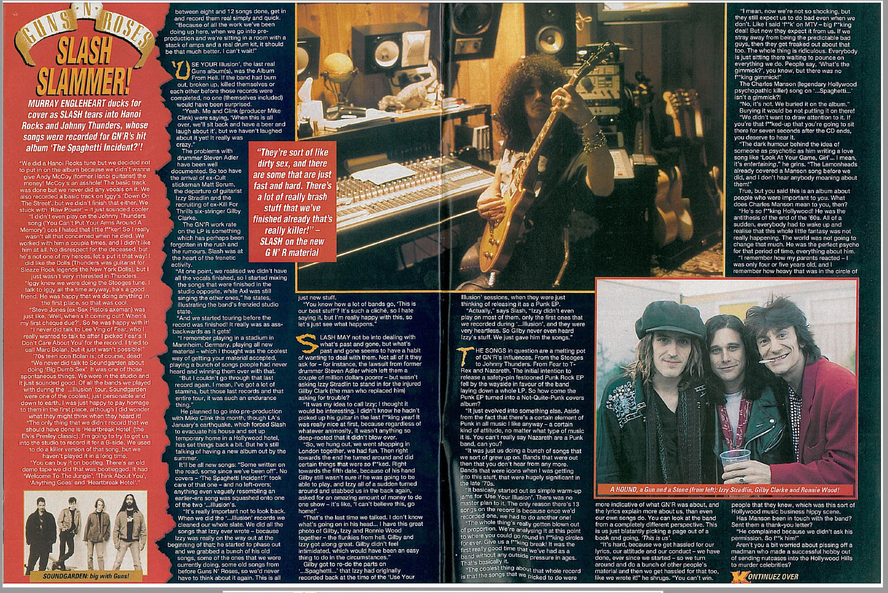 1994.03.12 - Kerrang! - Home Sweet Home (Slash) Uten_n39