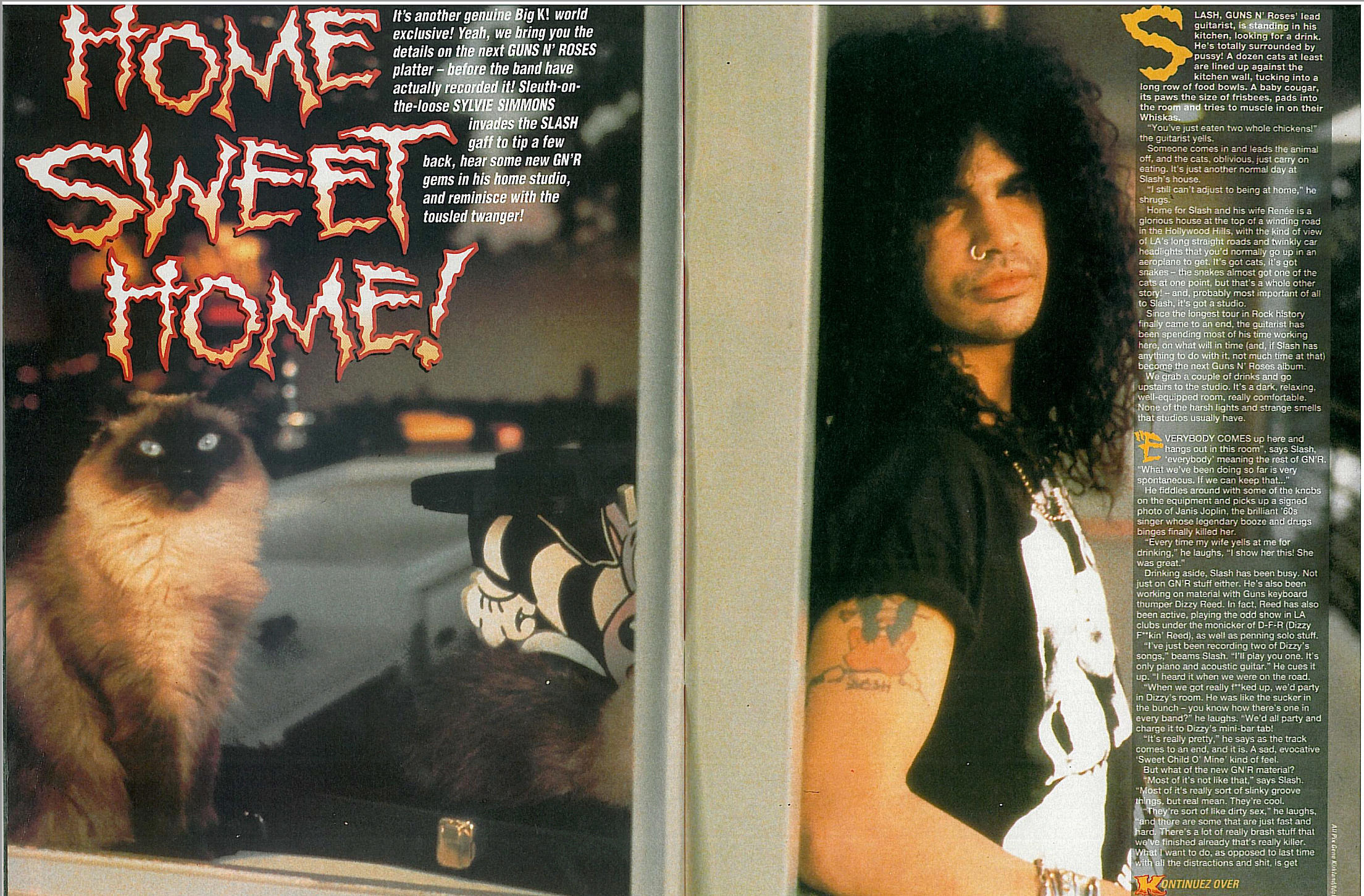 1994.03.12 - Kerrang! - Home Sweet Home (Slash) Uten_n40