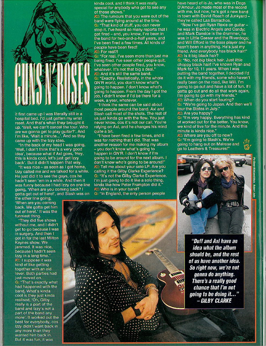 1994.05.14 - Kerrang! - War of the Roses (Gilby) Uten_n44