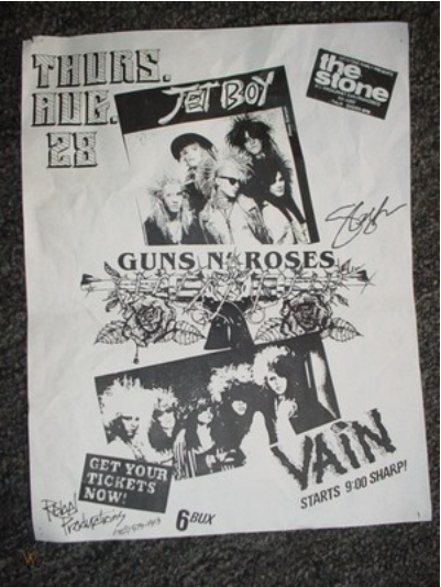 1986.08.28 - The Stone, San Francisco, USA Uten_n55