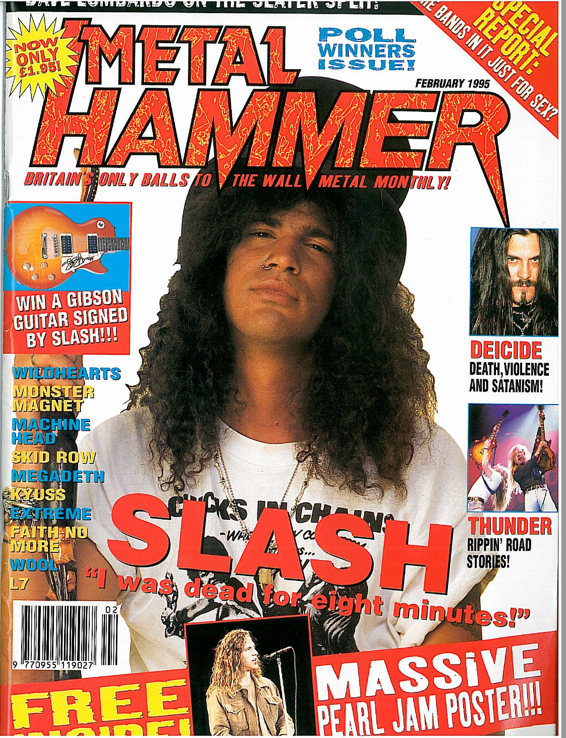 "1995.02.DD - Metal Hammer - ""I Was Dead For 8 Minutes"" (Slash) Uten_n61"