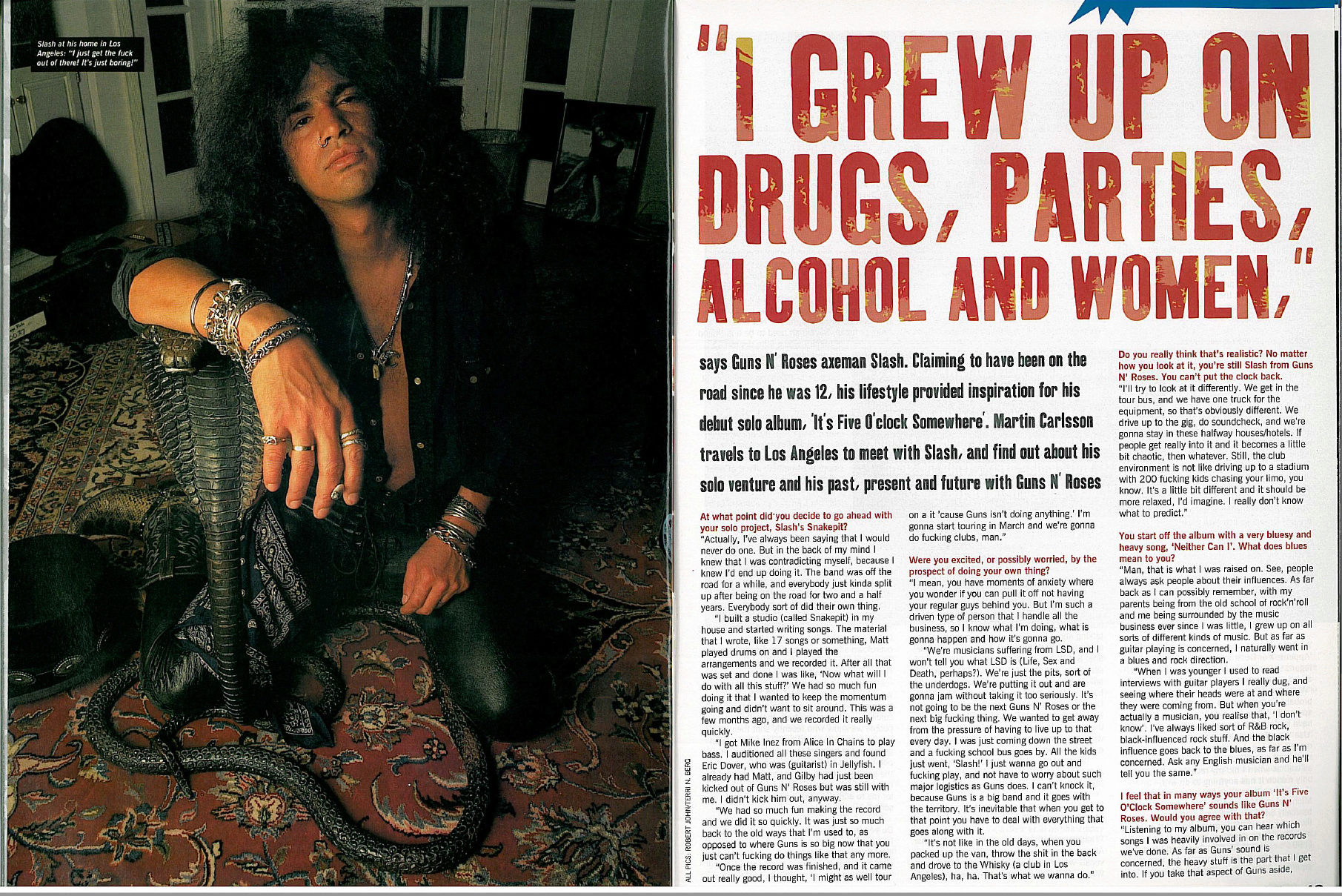 "1995.02.DD - Metal Hammer - ""I Was Dead For 8 Minutes"" (Slash) Uten_n62"