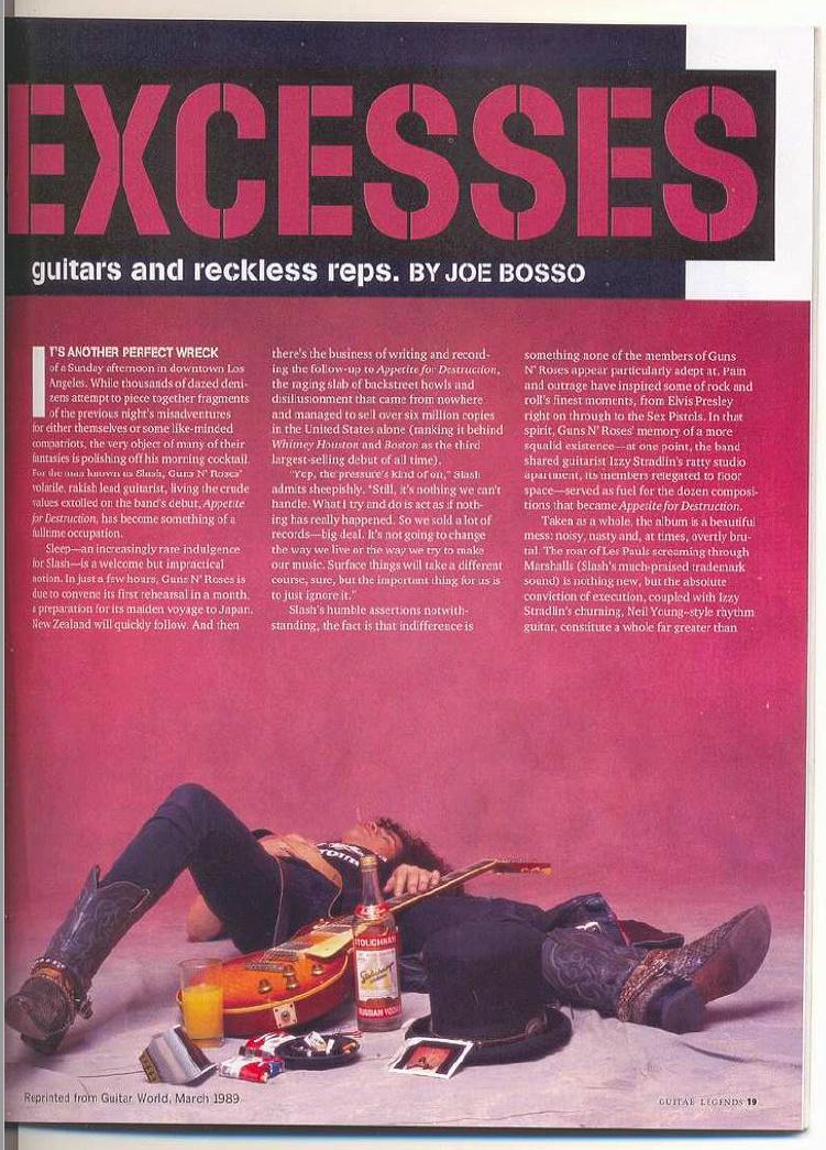 1989.03.DD - Guitar World - Agony n' Excesses (Slash and Izzy) Uten_n87