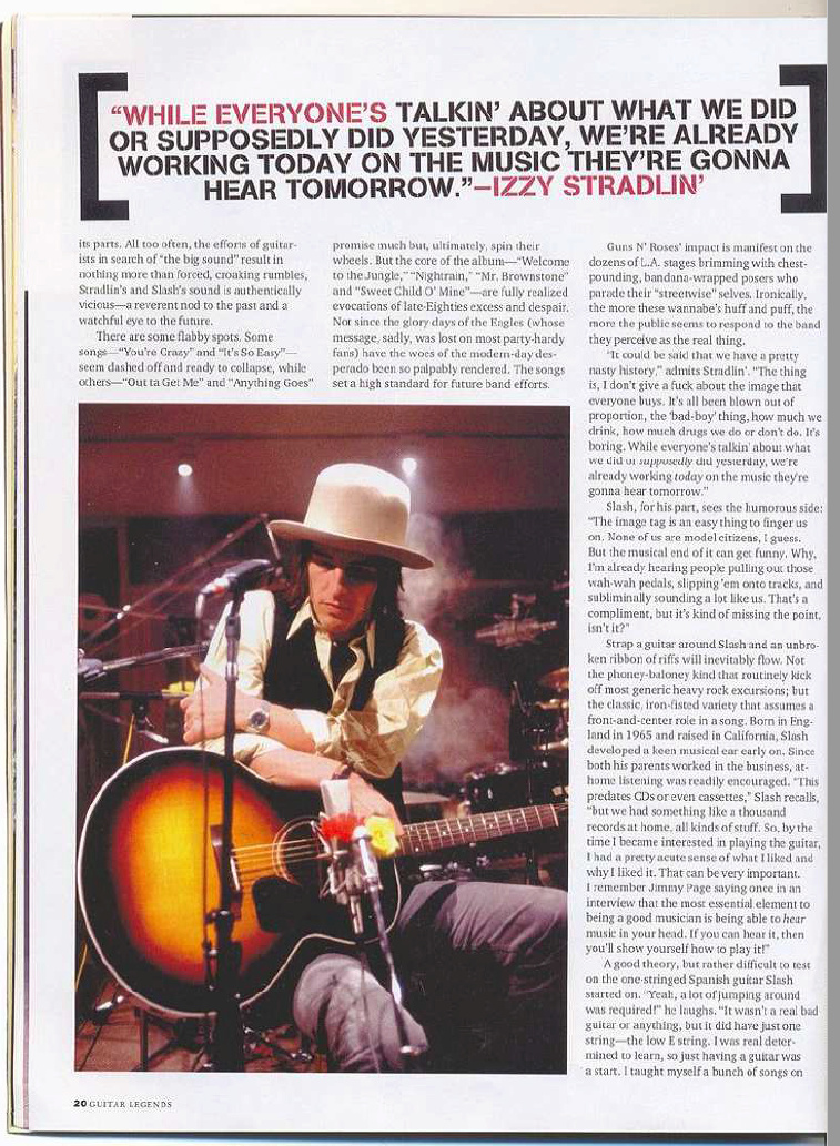 1989.03.DD - Guitar World - Agony n' Excesses (Slash and Izzy) Uten_n88