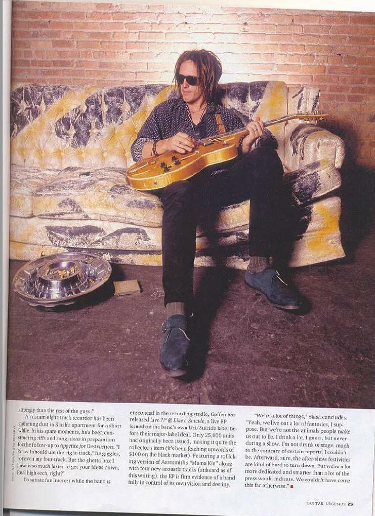 1989.03.DD - Guitar World - Agony n' Excesses (Slash and Izzy) Uten_n93