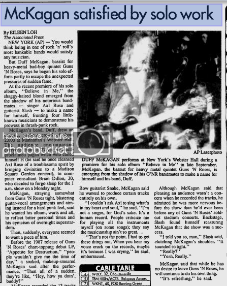 "1993.10.23 - Park City Daily News - ""Mckagan Satisfied by Solo Work"" (Duff) Utenna11"