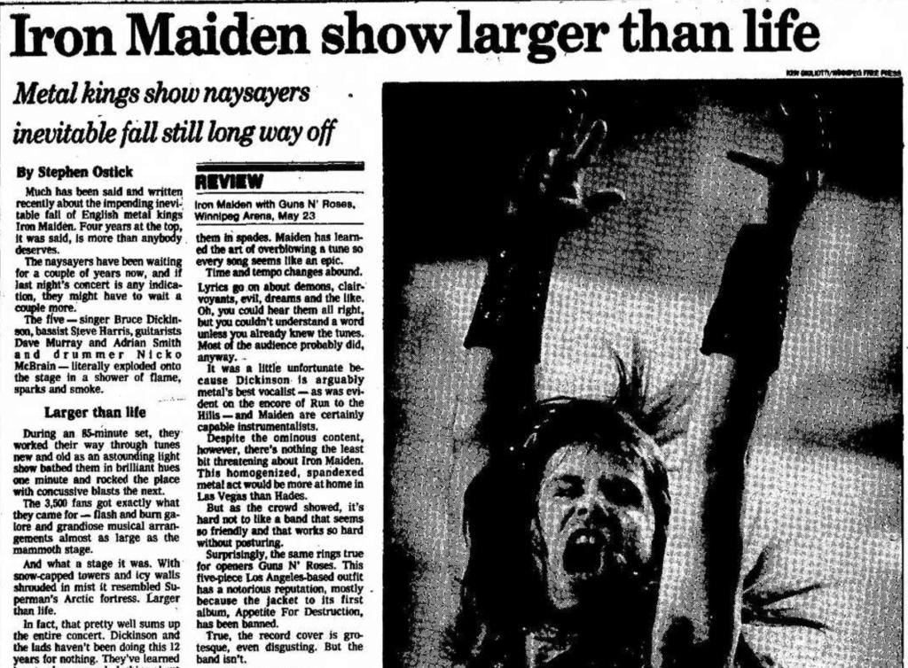 1988.05.23 - Winnipeg Arena, Winnipeg, Canada Winnip12
