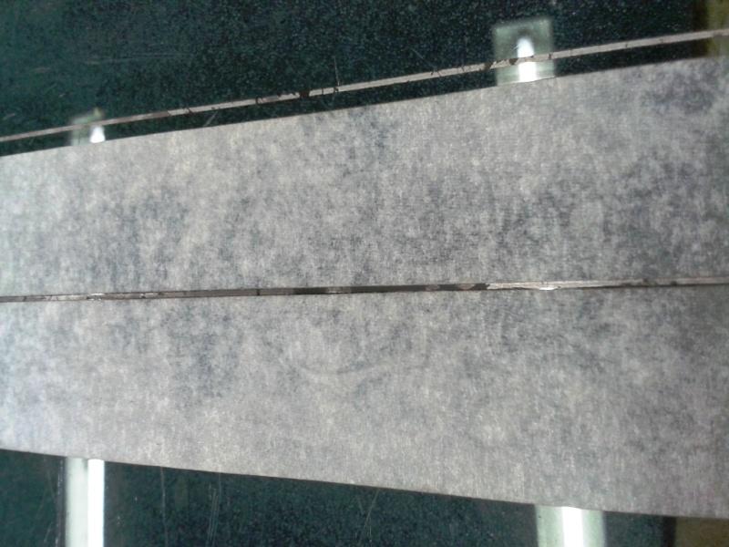 Testé pour vous: réparation d'un dégivrage arrière 20141112