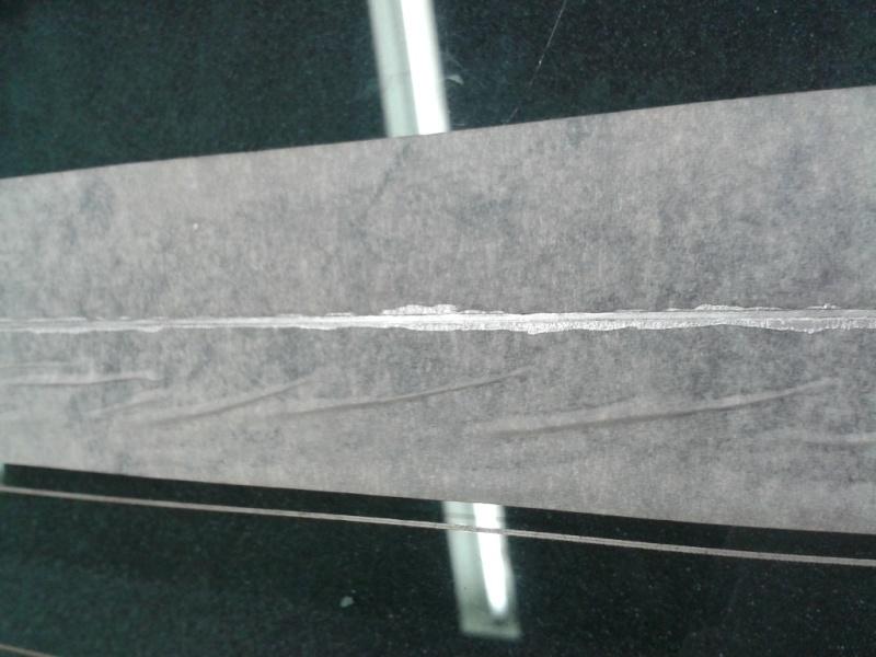 Testé pour vous: réparation d'un dégivrage arrière 20141114