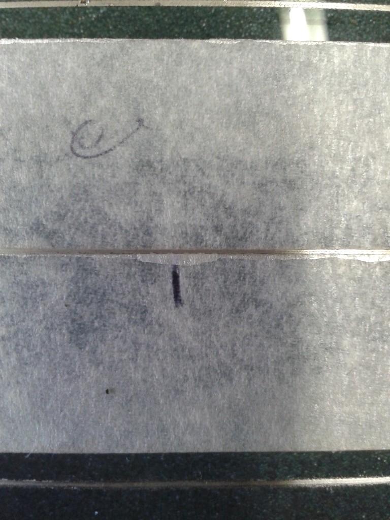 Testé pour vous: réparation d'un dégivrage arrière 20141116