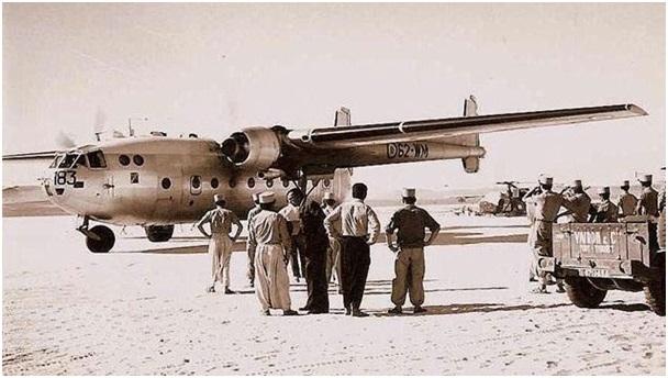 NORALAS n° 183 mise en service 31 juillet 1956 - retrait du service 6 février 1981 18310