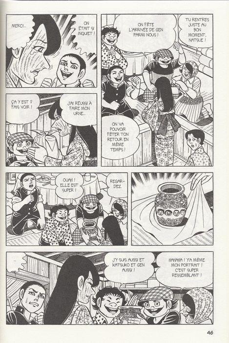 [Manga] Keiji Nakazawa (Gen d'Iroshima) - Page 2 5824910