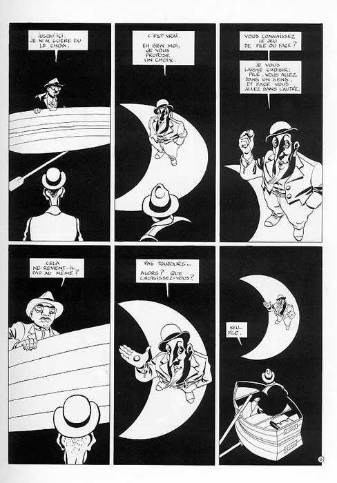[BD] Marc-Antoine Mathieu - Page 2 Pilefa10