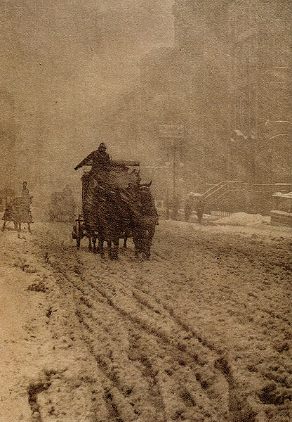 Alfred Stieglitz [photographe] - Page 2 Winter10