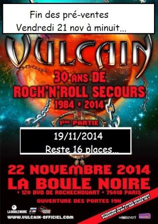 Vulcain à La Boule Noire (Paris) le 22 nov 2014 Boule_10