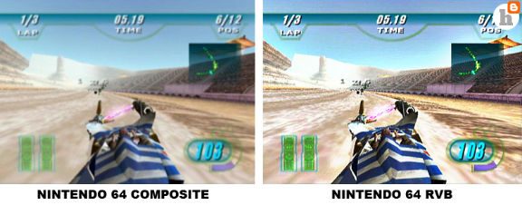 Meilleur version de la Nintendo 64 Simu_n11