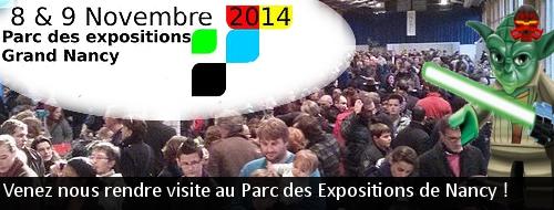 [Expo] BIONIFIGS ces 8 & 9 Novembre à l'Expo Lorraine de Nancy ! Expo_n12