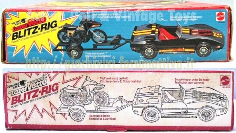 Lazervette Blitz Rig P.A.C.K. No 9590 0211