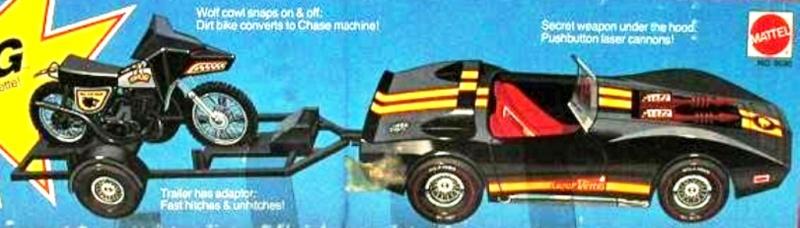 Lazervette Blitz Rig P.A.C.K. No 9590 Ot10