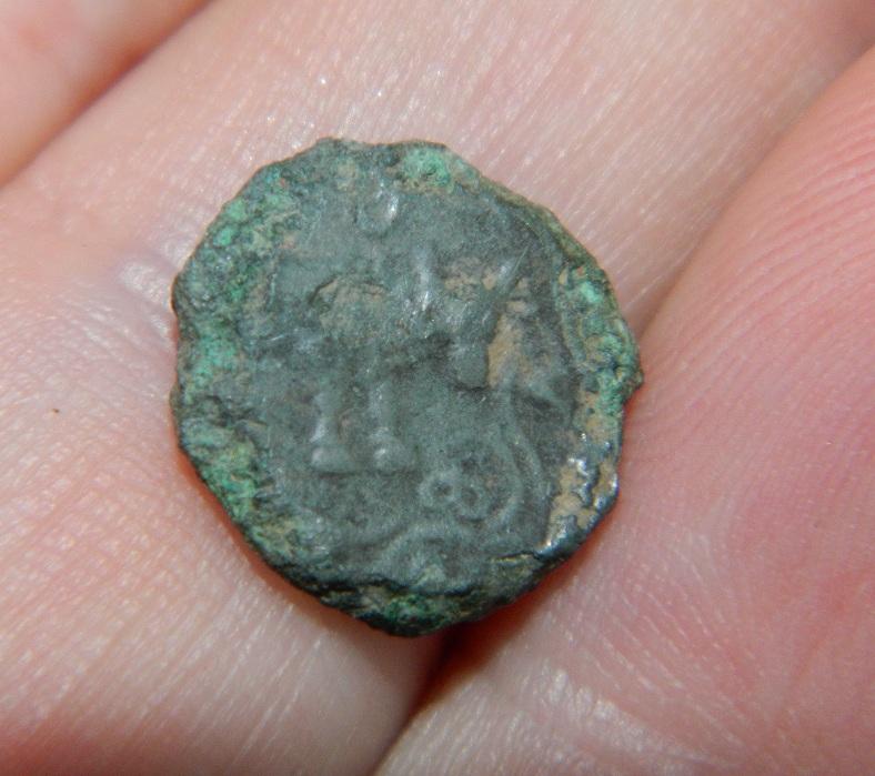 petit bronze gaulois a identifier B210