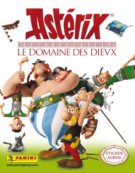 """Album Panini """"Le domaine des Dieux"""" 02/11/14 - Page 3 00286111"""