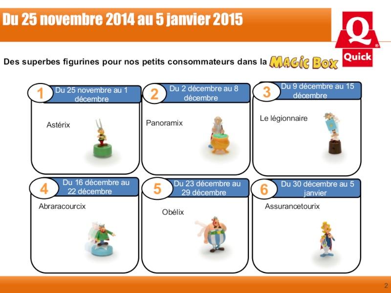 Asterix chez Quick, le 25 novembre 2014 Quick210