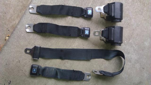 Rear Seat Belts For Sale Morepa10