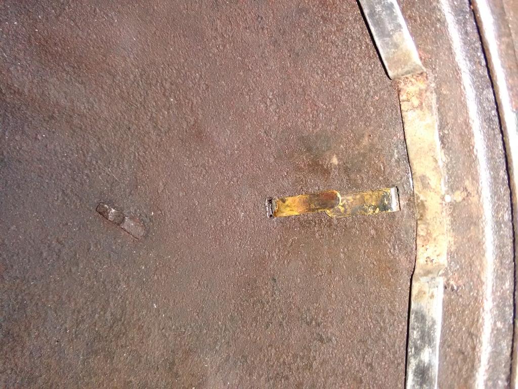 casque Adrian 1915 WW1 première guerre mondiale 14/18, attribut de l'armée siamo Img_2021
