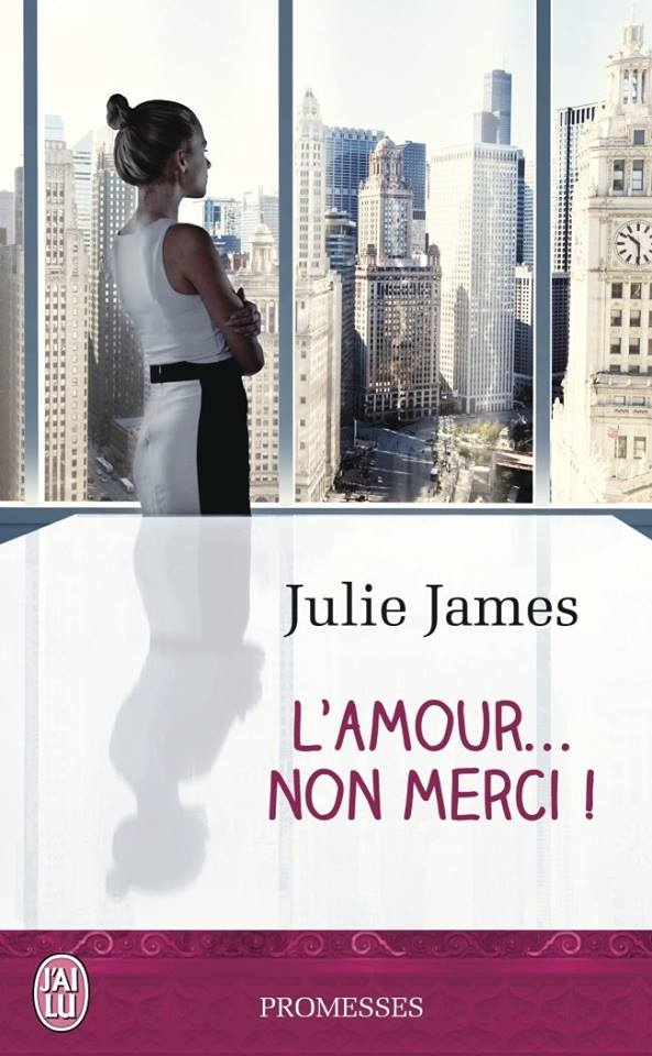 JAMES Julie - FBI / US ATTORNEY SERIES - Tome 4 : L'amour... non merci 10624810
