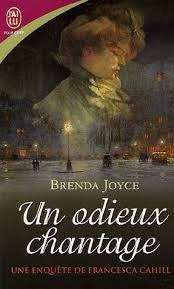 JOYCE Brenda - FRANCESCA CAHILL - Tome 1 - Un Odieux Chantage Brenda10