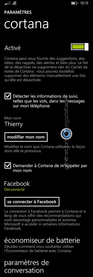 [INFO/DISCUSSION] Cortana alpha pour les Dev-Preview Cortan12